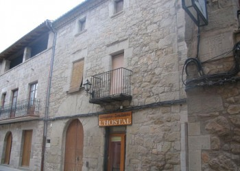 Hostal de la plaça Major